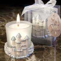 Fairytale Castle Candle Favour